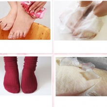 Exfoliating Peeling Foot Socks