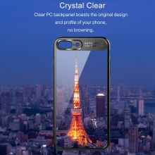 Transparent Slim iPhone Case