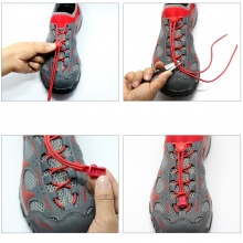 Locking Shoelaces