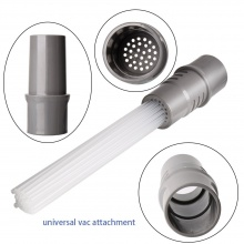 Dust Daddy Universal Vac Attachment As Seen On TV