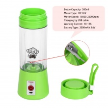 Handheld Smoothie Maker Bottle
