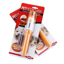 Pet Pedicure Electric Nail Care Tool